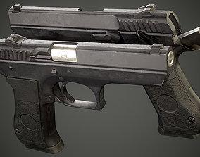Jericho 941F 3D asset