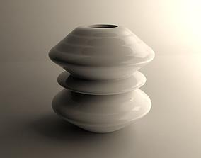 Modern vase 3D print model