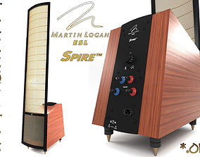 Martin Logan audio system 3D model