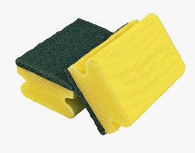 Sponge New 3D model