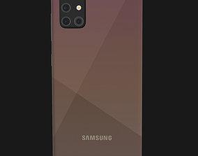 E3D - Samsung Galaxy A51 Prism Crush Pink