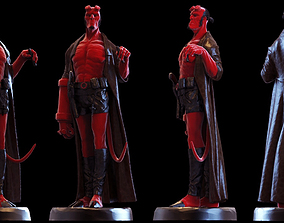 hell Hellboy 3D print model