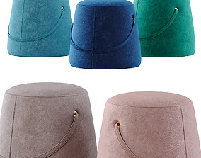 3D model Broher pouf