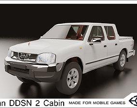 Nissan DDSN 2 Cabin 3D model