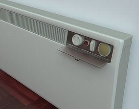 Storage Heater 3D model