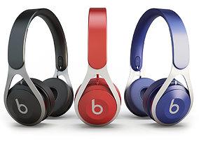 Monster Beats Headphones 3D model