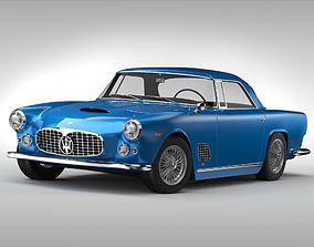 Maserati 3500 GT 1957 - 1964 3D model