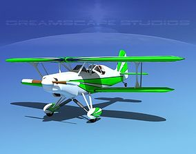 3D model Stolp Starduster Too SA300 V08