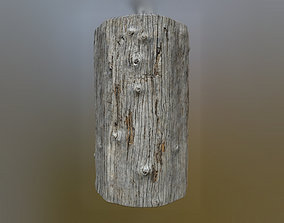 3D model Dry tree