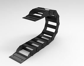 3D Plastic Belt for Machinery Lines and Automation