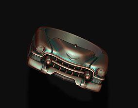 car ring 3D print model