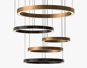 3D Henge - Light ring horizontal sospensiono