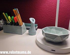 3D print model Office Pencil Holder