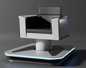3D model Enterprise DIS Chair Captain