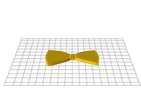 3D print model Bow Tie