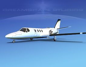 Cessna 500 Citation I V03 3D