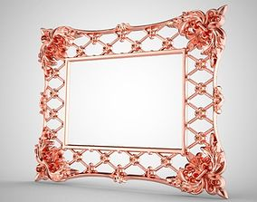 3D print model Frame Engraving