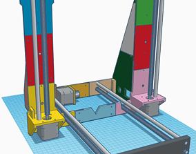 3D printable model CTC Prusa Frame