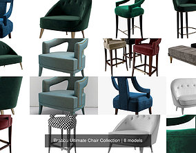 3D Brabbu Ultimate Chair Collection