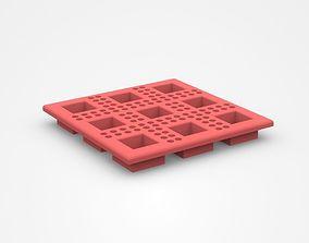 Industrial Construction Part Tool 3D model