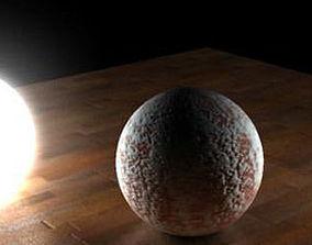 Area light sample scene 3D