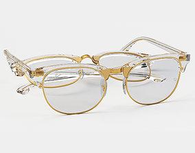 Ray-Ban eyeglasses RB5154 Double Transparent Colour 3D