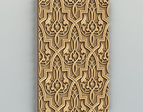 Wall panel 020 3D