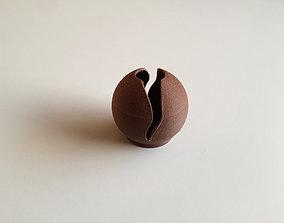Sphere Vase 3D printable model decor