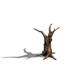 3D Desert - dead tree 13