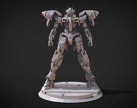 Gundam oo 3D print model