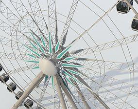 3D Sky Ferris Wheel