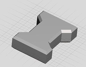 Produce your own lock stone 3D printable model