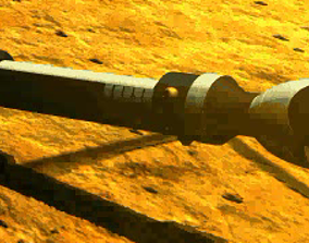 Star Wars Yun Lightsaber hilt 3D print model