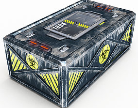 3D Cargo Container packaging
