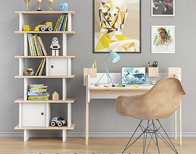 3D Toys and furniture set 15