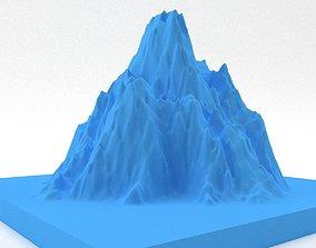 3D printable model Mountain