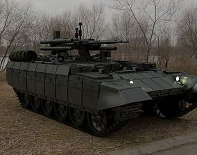 Tank Support Vehicle 3D model