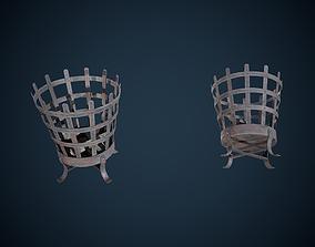 3D model Viking Brazier
