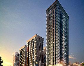 3d building 079