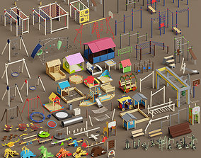 3D model AD Playground