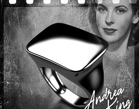 3D printable model Noir stars Andrea King