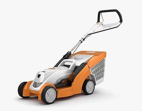3D Stihl RMA 339 C Lawn mower