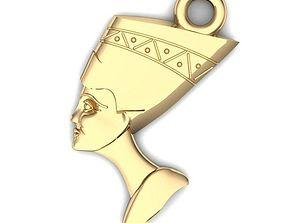 3D printable model Nefertiti