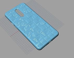 Original Oneplus 7 pro blue case 3D Model 3D print model