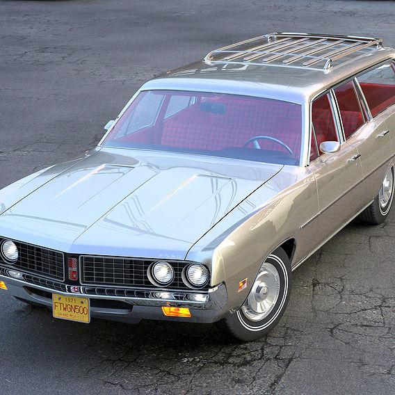 Ford Torino Wagon 1971