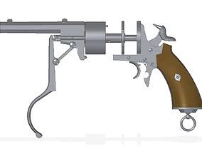 3D print model Galand M 1868