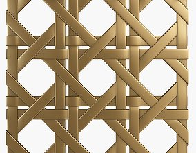 decorative panel spectra 3D model