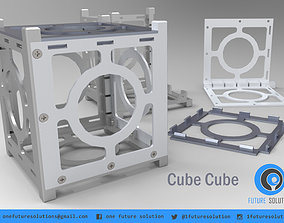 3D printable model Cube Cube camera