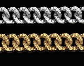 Bracelet with leopards 3D print model