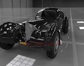 Bugatti Type 51 1931 Dubos 3D